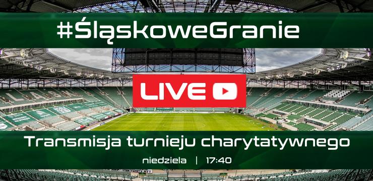 Turniej charytatywny już dziś na Stadionie Wrocław [TRANSMISJA ONLINE].