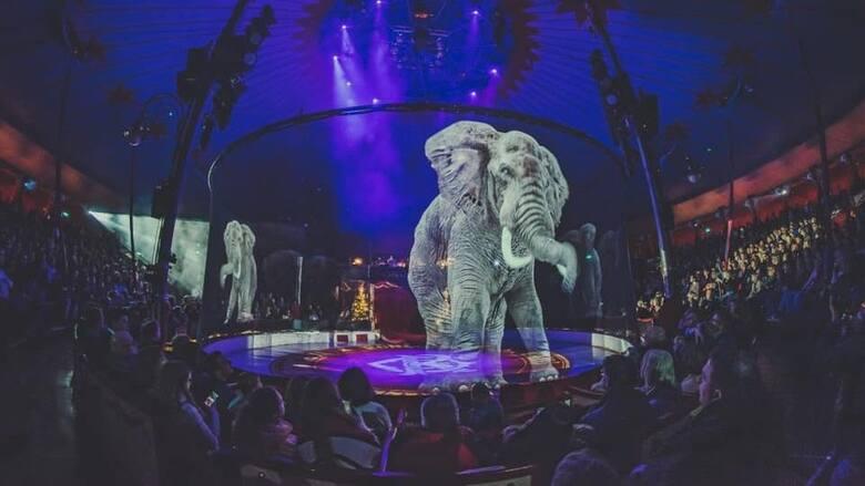Nowoczesny cyrk zaprezentuje swój program we Wrocławiu.