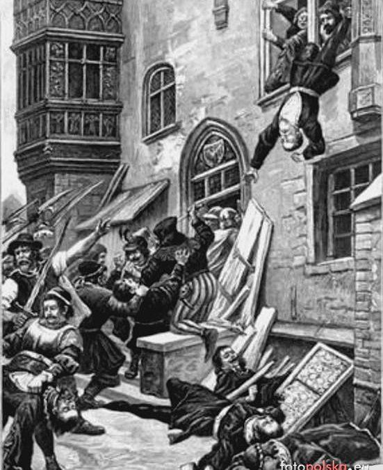 Krwawa rewolta, czyli jak ponad 600 lat temu wrocławscy rzemieślnicy rozprawili się z władzami miasta.