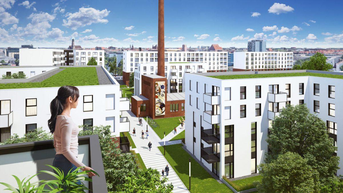 Mieszkania Plus we Wrocławiu powstaną w ciągu 26 miesięcy.