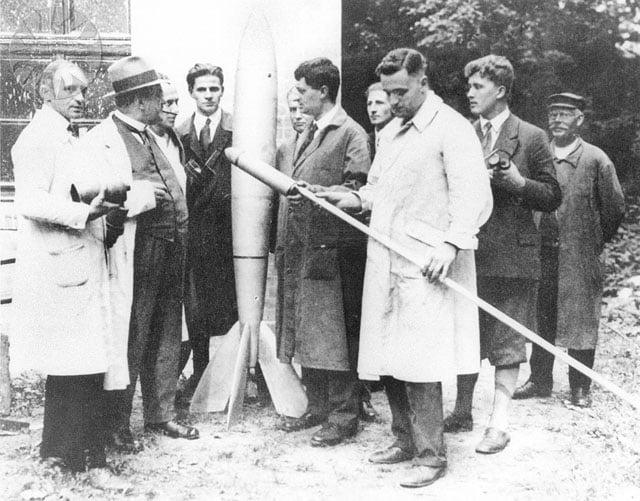 Prawie 100 lat temu we Wrocławiu rozpoczęła się historia podróży kosmicznych.